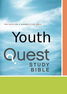 Book NIV, Youth Quest Study Bible, eBook: The Question and Answer Bible by Various Authors