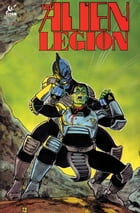 Alien Legion #15 by Alan Zelenetz