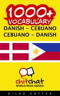 1000+ Vocabulary Danish - Cebuano
