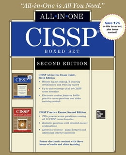 Book CISSP Boxed Set, Second Edition by Shon Harris