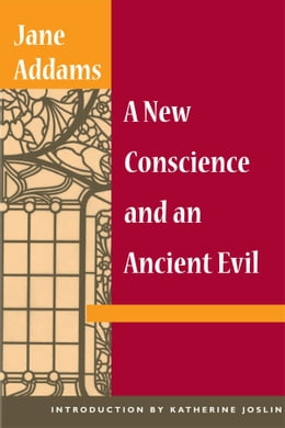 Book A New Conscience and an Ancient Evil by Jane Addams