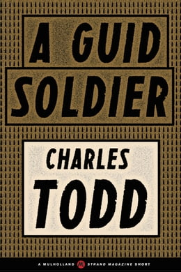 Book A Guid Soldier by Charles Todd