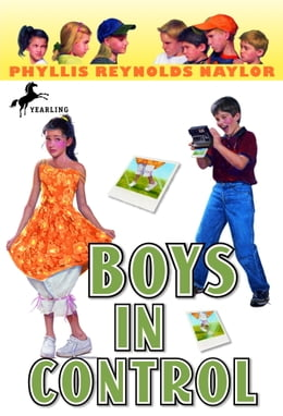 Book Boys in Control by Phyllis Reynolds Naylor