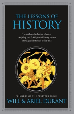 Book The Lessons of History by Will Durant