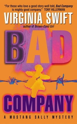 Book Bad Company by Virginia Swift