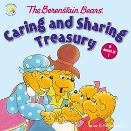 Book The Berenstain Bears' Caring and Sharing Treasury by Jan & Mike Berenstain