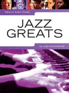Really Easy Piano: Jazz Greats by Wise Publications