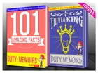 Duty: Memoirs of a Secretary at War - 101 Amazing Facts & Trivia King!: Fun Facts and Trivia Tidbits Quiz Game Books by G Whiz