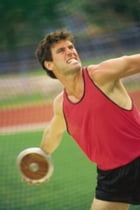 How to Throw a Discus by Paul Delagarza