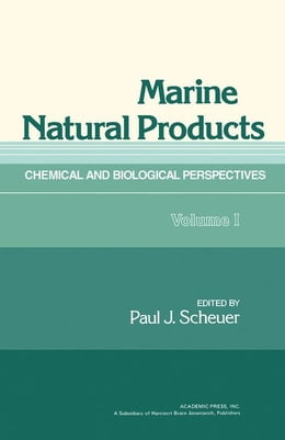 Book Marine Natural Products V1: Chemical And Biological Perspectives by Schever, Poul