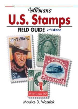 Warman's U.S. Stamps Field Guide Values and Identification