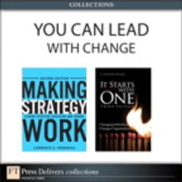 Book You Can Lead With Change (Collection) by Lawrence G. Hrebiniak