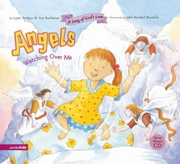 Book Angels Watching over Me by Lynn Hodges
