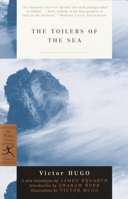 Book The Toilers of the Sea by Victor Hugo