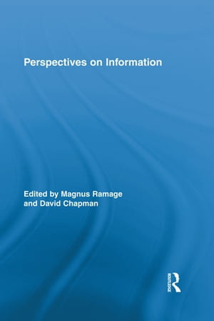 Perspectives on Information