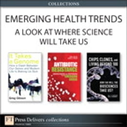 Book Emerging Health Trends: A Look at Where Science Will Take Us (Collection) by Karl S. Drlica