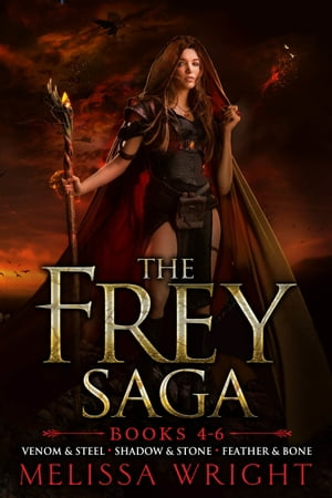 The Frey Saga (Books 4-6)