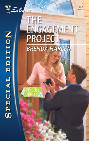 The Engagement Project by Brenda Harlen