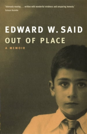 Out Of Place A Memoir