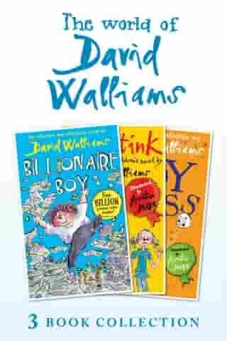 The World of David Walliams 3 Book Collection (The Boy in the Dress, Mr Stink, Billionaire Boy) by David Walliams