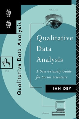 Book Qualitative Data Analysis by Dey, Ian