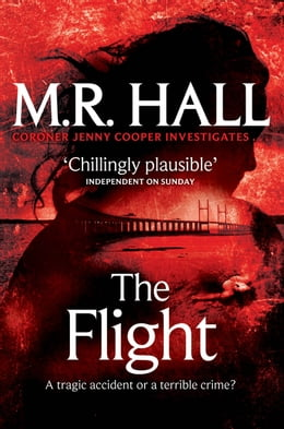 Book The Flight: Coroner Jenny Cooper mystery -book 4 by M. R. Hall