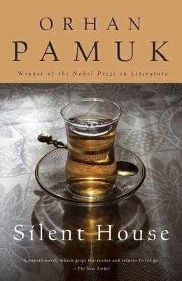 Book Silent House by Orhan Pamuk