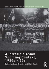 Australia's Asian Sporting Context, 1920s – 30s