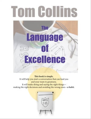 The Language of Excellence by Tom Collins
