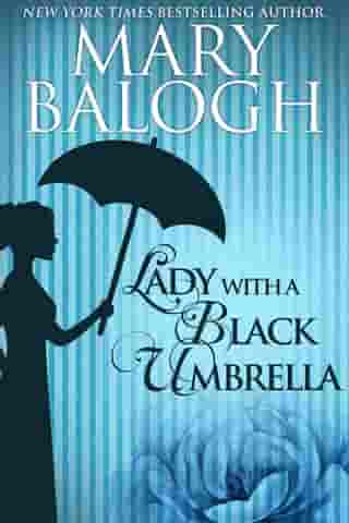 Lady With A Black Umbrella by Mary Balogh