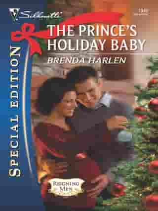 The Prince's Holiday Baby by Brenda Harlen