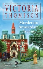 Murder on Amsterdam Avenue Cover Image