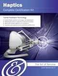 Haptics Complete Certification Kit - Core Series for IT 3cd4dff7-1f49-45d2-bc78-9e3aa74257ab