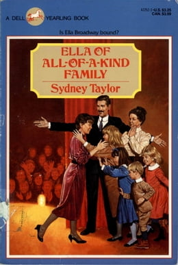 Book Ella of All-of-a-Kind Family by Sydney Taylor