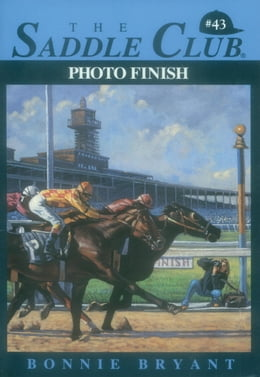 Book Photo Finish by Bonnie Bryant