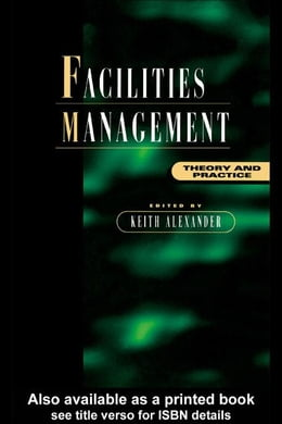 Book Facilities Management by Spon