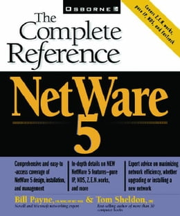 Book NetWare 5: The Complete Reference by Payne, William
