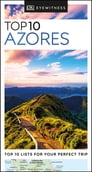 DK Eyewitness Top 10 Azores Cover Image