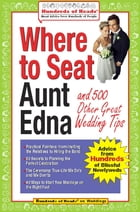 Where to Seat Aunt Edna? by Besha Rodell