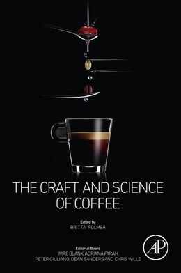 Book The Craft and Science of Coffee by Britta Folmer