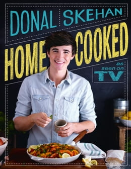 Book Home Cooked by Donal Skehan