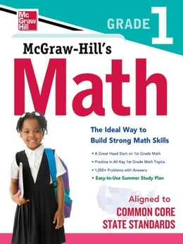 Book McGraw-Hill Math Grade 1 by McGraw-Hill Editors