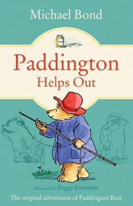 Book Paddington Helps Out by Michael Bond