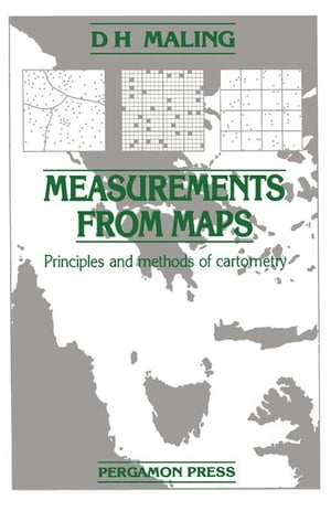 Measurements from Maps: Principles and Methods of Cartometry