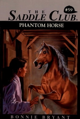 Book Phantom Horse by Bonnie Bryant