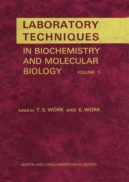 Book Techniques of sample preraration for Liquid Scintillation Counting+Isoelectric Focusing by Work, E.