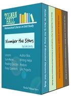 Literature Unit Study Box Set (4 Complete Unit Studies): Number the Stars, Onion John, Moon Over Manifest, Two Old Women by Rachel Tolman Terry