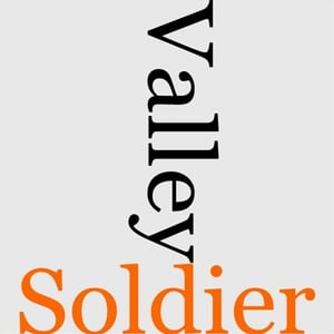 The Soldier Of The Valley by Nelson Lloyd