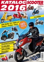 Scooter Katalog 2016 by Reinhold Wagner