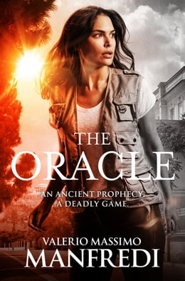 Book The Oracle by Valerio Massimo Manfredi